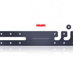 Suport TV Razor perete, fix, Multibrackets 7716 THIN 2/3/400, 26''-55''(66cm-140cm), max. 35 kg