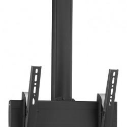 Suport TV tavan, reglabil, Vogel's CT1544, rotire 360 gr., diagonala max. 80''(200 cm), max. 80 kg