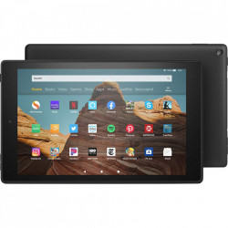 "Tableta Amazon Fire HD 10 - Afisaj Full HD 10,1 ""(1080p), 32 GB, negru"