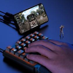 Tastatură mecanica One-Handed Baseus GAMO - Negru