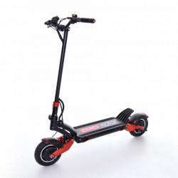 "Trotineta electrica ZERO 10x, Baterie 23Ah/52V, Autonomie 80-110 Km (Baterie LG), Viteza 65 Km/h, Motor 2 x 1000W, Roti pneumatice 10"", Frane Hidraulice (Negru)"