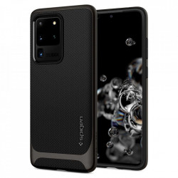 Husa Spigen Neo Hybrid Samsung Galaxy S20 Ultra - gunmetal