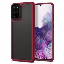 Husa Spigen Ciel Color Brick Samsung Galaxy S20 Plus - rosu