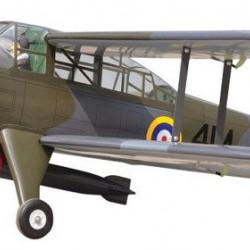 Aeromodel Black Horse BH166 Fairey Albacore 1693mm 20cc avion