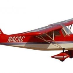 Aeromodel Pilot Decathlon 50cc 2700mm - rosu