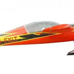 Aeromodel Pilot RC Extra 300 100cc 2700mm - rosu
