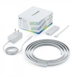 Banda LED Smart Nanoleaf Essentials Lightstrip Starter Kit 2m control vocal WiFi RGB