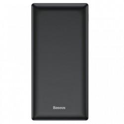 Baterie externa Baseus Mini JA 20000 mAh USB / USB-C / micro USB 3A black