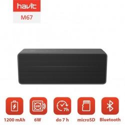 Boxa portabila Bluetooth Havit M67 (negru)