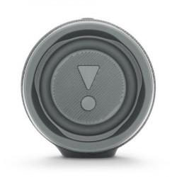 Boxa portabila JBL CHARGE4, BASS Radiator, Bluetooth, Connect+, USB, Powerbank 7500mAh, Rezistenta la apa IPX7, gri
