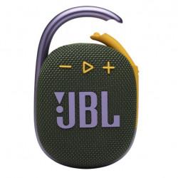 Boxa portabila JBL Clip 4, Bluetooth, IP67, 10H, Verde