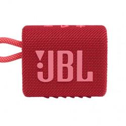 Boxa portabila JBL GO3, IPX67, Bluetooth, Rosu