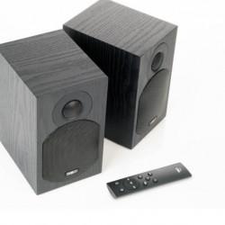 Boxe active de raft Tibo Plus2.1, 2x35W , Bluetooth, Hi-Fi, Black