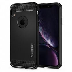 Bumper Spigen Iphone XR Rugged Armor - Black