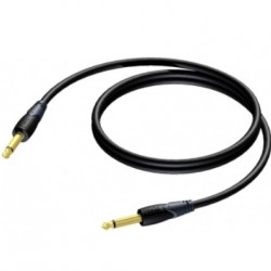 Cablu audio 5m Jack 6.3 tata la Jack 6.3 tata CLA600/5