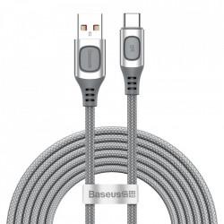 Cablu Baseus USB la USB Type-C, Quick Charge, 5A - 2m