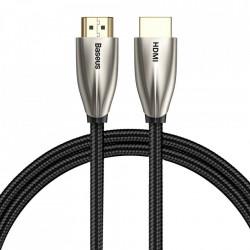 Cablu HDMI 2.0 ,Baseus Horizontal 4K 60 Hz 3D 18 Gbps 2 m black (CADSP-B01)