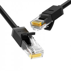 Cablu UGREEN NW102 Ethernet RJ45 , Cat.6, UTP, 15m (Black)