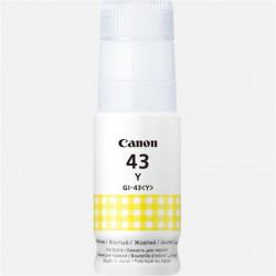 CANON GI-43 YELLOW INKJET BOTTLE