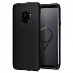 Carcasa Samsung Galaxy S9 Spigen Liquid Crystal - Black