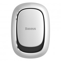 Carlig auto cu banda adeziva, Baseus Beetle (gri )