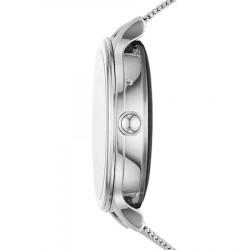 Ceas Smartwatch Fossil Gen 5, DW11F1, 42 mm, NFC, Stainless Steel Mesh