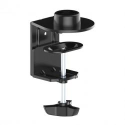 Clema prindere pe birou pentru suport cu 1/2/3/4 brate, Multibrackets 5440, negru