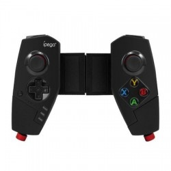 Controller telescopic joystick gamepad IPEGA PG-9055 Red Spider wireless bluetooth pentru smartphone android / PC, negru