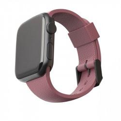 Curea silicon UAG U Silicone Strap Apple Watch 44/42 mm rose