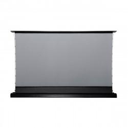 Ecran de proiectie Floor Up TAB Tensionat EliteScreens 222 x 125, ALR dedicat pentru videoproiectoarele UST, 16:9