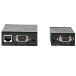 Extender semnal VGA+audio prin cat5/6, max. 300m, Comtec