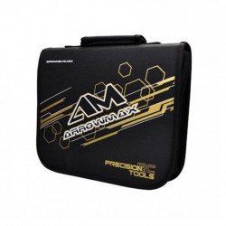 Geanta de instrumente Arrowmax V4 Black Golden (AM-199613)