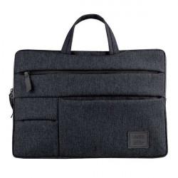 """Geanta UNIQ Cavalier pentru laptop 15"""" - negru"""