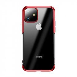 Husa Baseus Shining pentru iPhone 11 - rosu