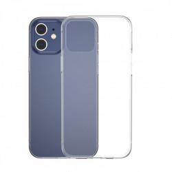Husa Baseus Simple Case Flexible gel case pentru iPhone 12 Pro Transparent (ARAPIPH54N-02)
