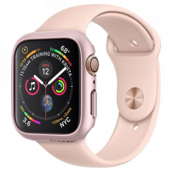 Husa protectoare Spigen Thin Fit Apple Watch 4/5 (40MM) Rose Gold