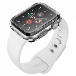 Husa protectoare Spigen Ultra Hybrid Apple Watch 4/5 (40 mm) - transparent