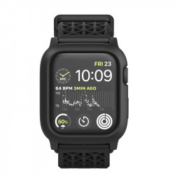 Husa smartwatch Catalyst Impact Protect., black - AW 6/SE/5/4 44mm
