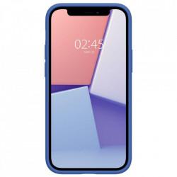 Husa Spigen Cyrill din silicon, pentru iPhone 12 Mini, albastru