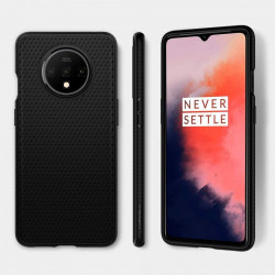 Husa Spigen Liquid Air Oneplus 7t Matte Black