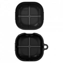Husa Spigen Rugged Armor pentru Samsung Galaxy Buds Live Matte Black