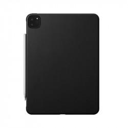 """Husa tableta din piele Nomad Rugged , black- iPad Pro 11"""" 21/20/18"""