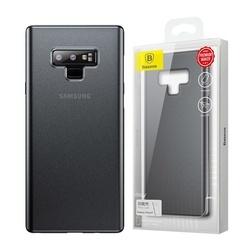 Husa telefon , Baseus Wing Ultra Subtire , 0.4 mm pentru Samsung Galaxy note 9 N960 , gri transparenta