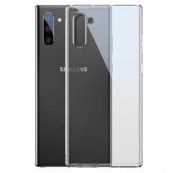 Husa telefon gel , transparenta, Baseus pentru Samsung Galaxy Note 10 (ARSANOTE10-02)