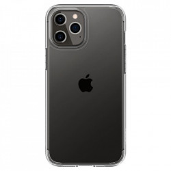 Husa telefon Spigen Ultra Hybrid pentru iPhone 12 Pro / iPhone 12 Crystal Clear