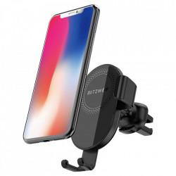 Încărcător/Suport wireless telefon auto BlitzWolf BW-CW1