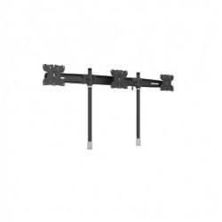 "Kit extensie suport monitor de la 3 la 6 monitoare Multibrackets 1329 negru 24""-32"""