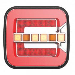 Lampă LED combinata spate (stanga / dreapta) - RCL-08-LR