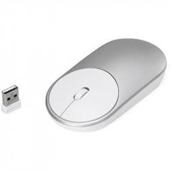Mouse Xiaomi Mi wireless dual mode, Culoare Silver