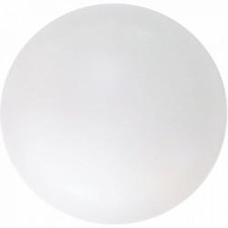 Plafoniera LED Milky fi300 18W=120W, 6400K, lumina rece